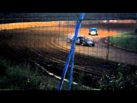 Tomahawk Speedway June 15th, 2012 Mid Mod Feature