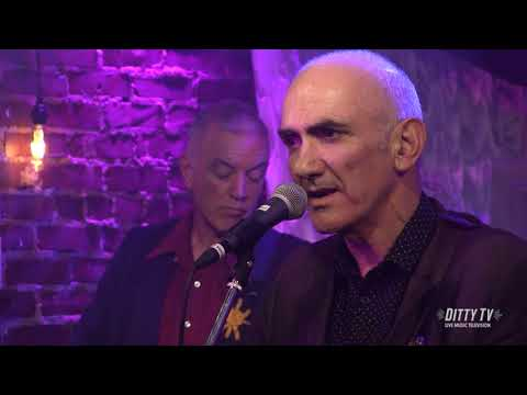 """Paul Kelly performs """"Petrichor"""" on DittyTV"""