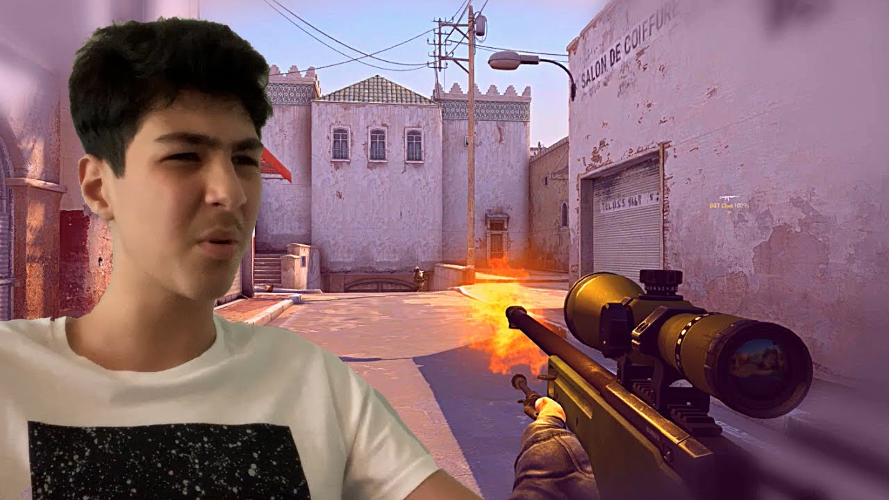 The ALMOST best CS:GO player.