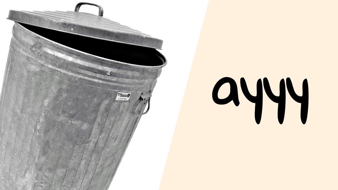 I Am Trash Youtube