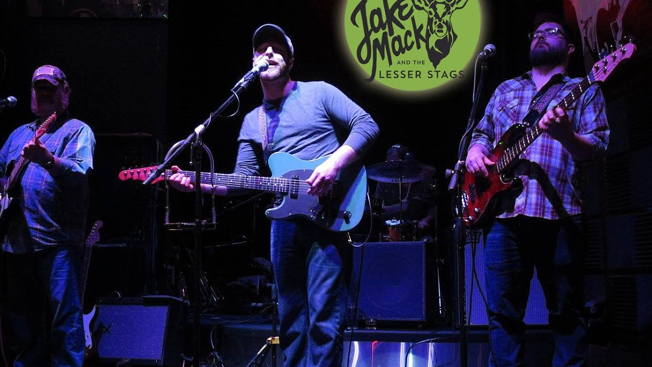 Casino Queen / Honky Tonk Women  - Jake Mack and The Lesser Stags
