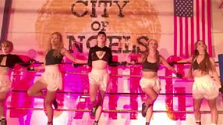 FEATURING KATE NEWHAM    BLACKPINK    Kill This Love TAP Dance Cover    Tap That Production