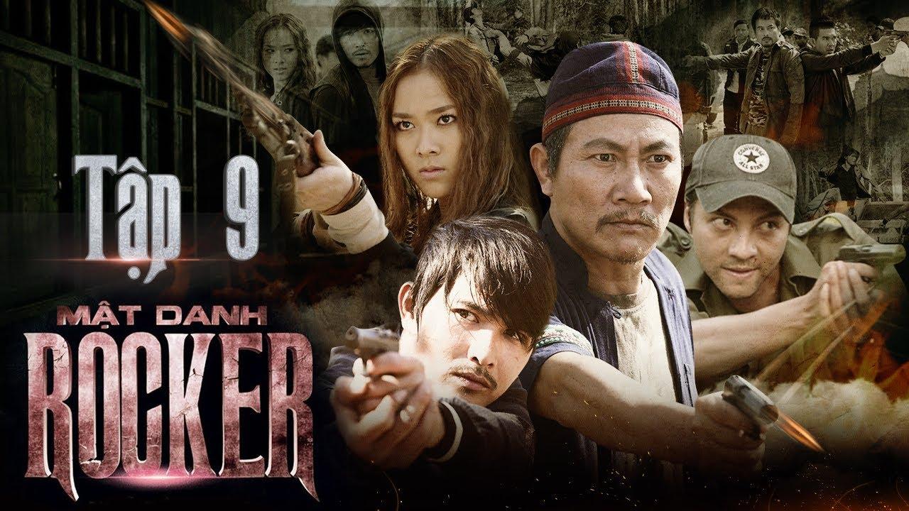 Phim Hành Động Xã Hội Đen – Mật Danh Rocker Tập 9 | Phim Hình Sự Trinh Thám Việt