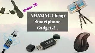 AMAZING Cheap Smartphone Gadgets | Best smartphone accessories