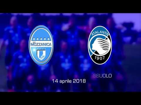 ATALANTA MOZZANICA vs SASSUOLO 2 - 0