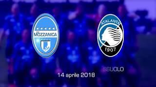 ATALANTA MOZZANICA vs SASSUOLO 2 - 0 / 14 aprile 2018