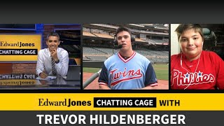 Hildenberger takes fan questions in the Chatting Cage