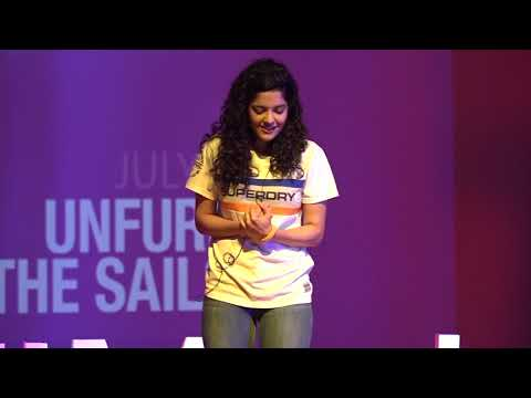 Goofy, Awkward & everything you don't expect in an actress, that's me | Ritika Singh | TEDxIIMIndore