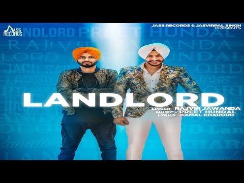 Landlord Releasing worldwide 14-11-2017 | Rajvir Jawanda Ft. Preet Hundal | New Punjabi Songs 2017