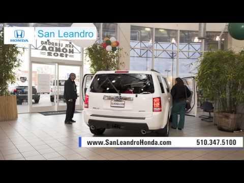 San Francisco, CA - San Leandro Honda Reviews