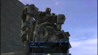 Armored Core:Last Raven Portable Mission/VR/EX Arena OP-I Run
