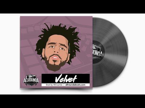 "FREE | J Cole Type Beat 2020 ~ ""Velvet"" | Smooth Chill Hip Hop Instrumental 2020"