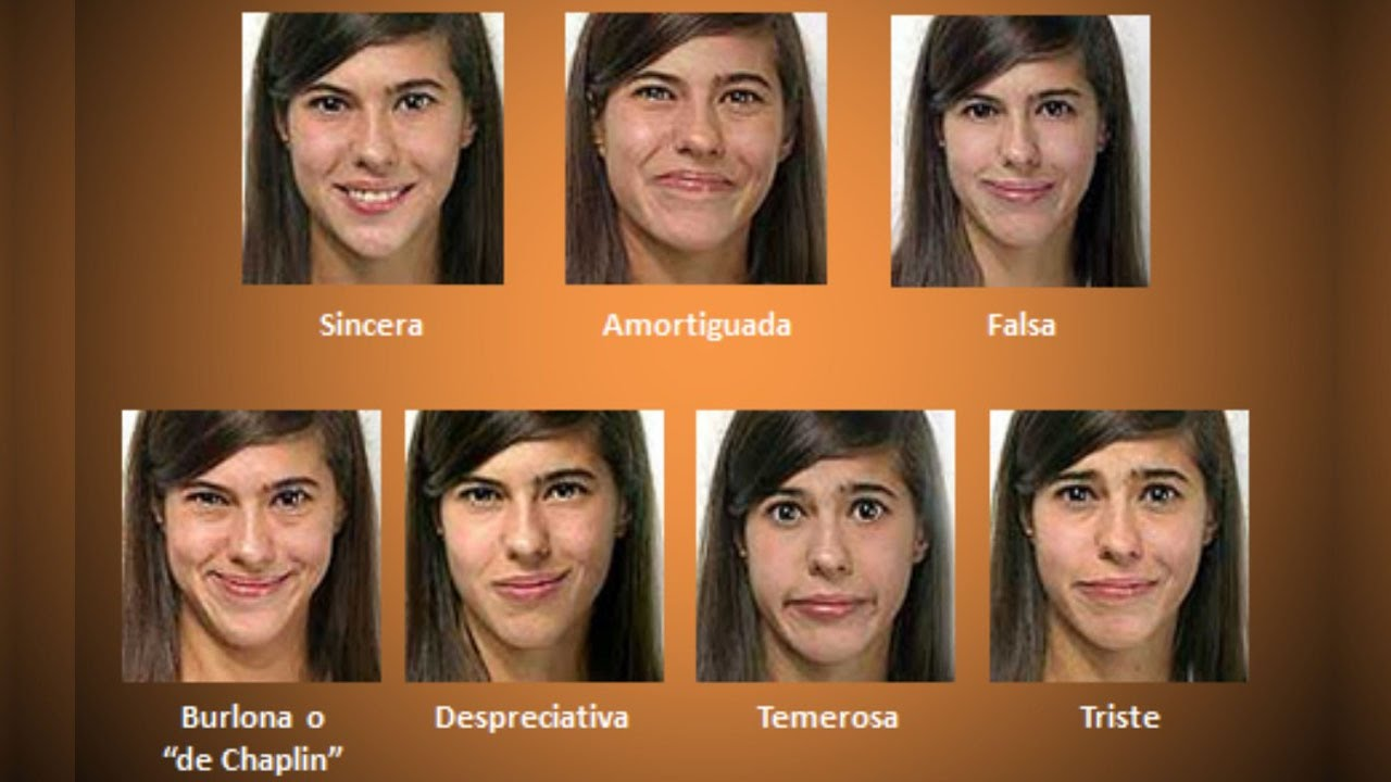 Interpretacion De La Sonrisa Y Su Significado Psicologia Visual Youtube