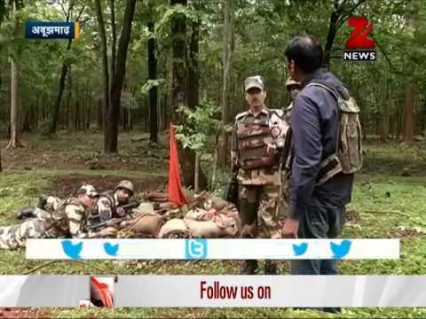 Zee Media coverage: Encounter between BSF and Naxalites- Part 2