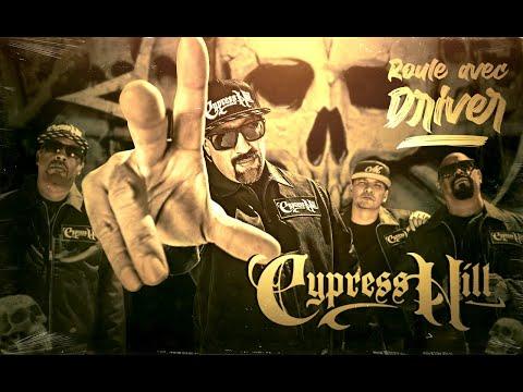 Youtube: ROULE AVEC DRIVER spécial Cypress Hill. ( Rap, beuh, embrouilles, superstars…)