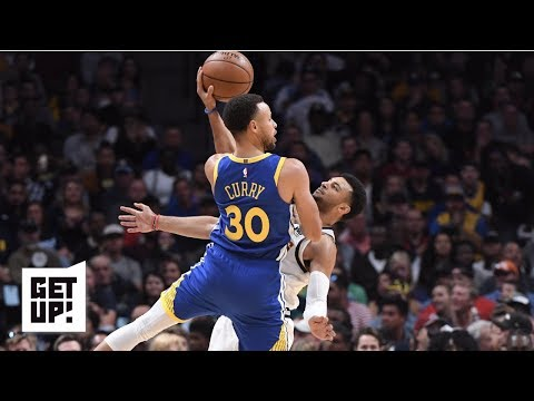 Jay Williams predicting Nuggets vs. Warriors Western Conference Finals | Get Up!