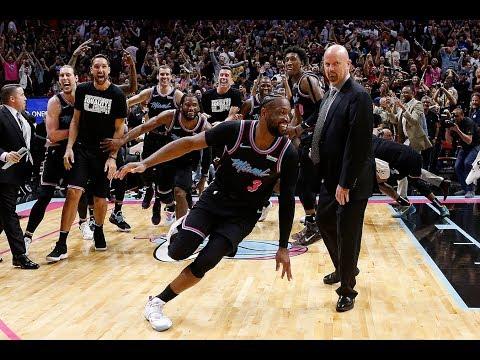 Manny's - Dwyane Wade's Amazing Buzzer Beater Helps Heat Beat Wizards