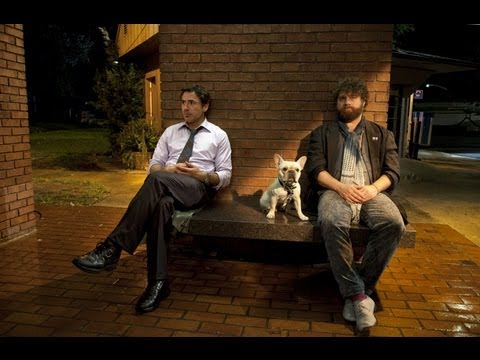 """Stichtag"" Robert Downey Jr., Zach Galifianakis 