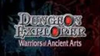 Dungeon Explorer: Warriors of Ancient Arts - DS Trailer