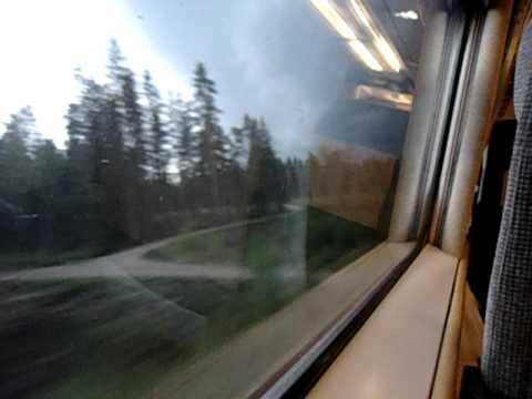 Train Linkoping Lund