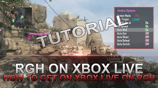 Jtag Tutorials #50 How to get on Xbox Live with Stealth/Offline Files in 2016