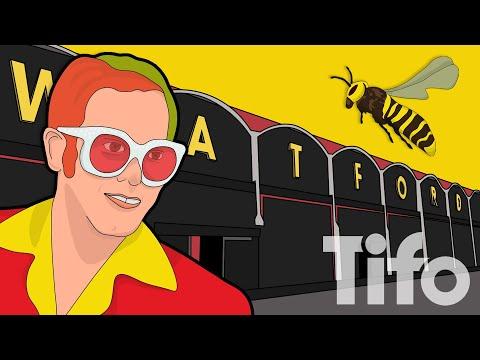 Tifo Football - When Elton John Owned A Football Club