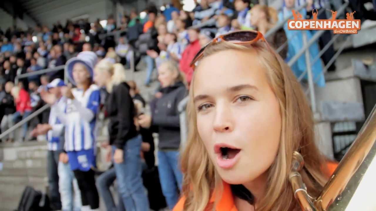 Orangerier på Blue Water Arena i Esbjerg - Copenhagen Showband - YouTube