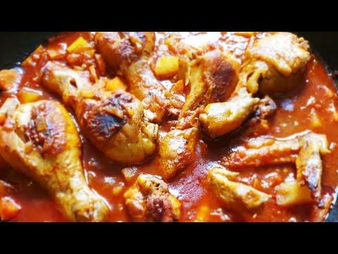 Chicken stew recipe/Healthy chicken stew recipe/How to make chicken stew/South African chicken stew