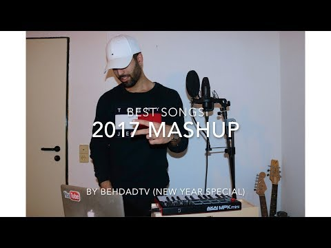 BEST Songs 2017 Mashup - New Year Special! (Bausa, Capital Bra - Nana, Post Malone, 187 - Millionär)