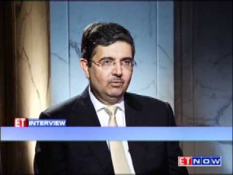 ET Interview with Uday Kotak - Part 2