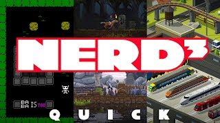 Three Indie Games - Nerd³ Quick