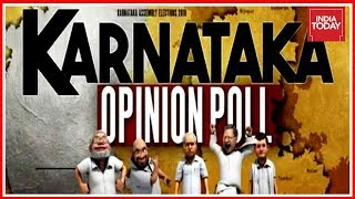Karnataka Opinion Polls Predict A Hung Assembly, Congress To Be Single Largest Party | Exclusive