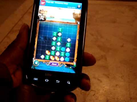 Jewels Deluxe Level 25 Android Phone