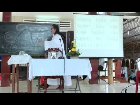 45 -Cứu Chuộc là gì? (Thắc mắc của linh mục Gíam Quản và Các linh mục Giảng Sư Đại Chủng Viện VL