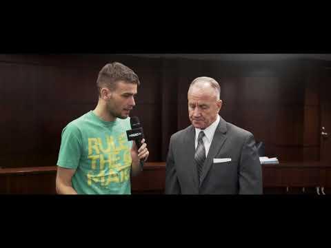 NSAC Executive Director Bob Bennett talks McGregor/Mayweather & 8oz gloves