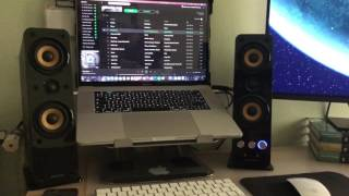 audio Test (Bass) - Creative Labs Gigaworks T40 Series II 2.0 after 5 years of used