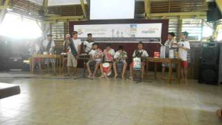 PERKUSI XI IPS 3 SMA Negeri 1 Purwokerto Part 2
