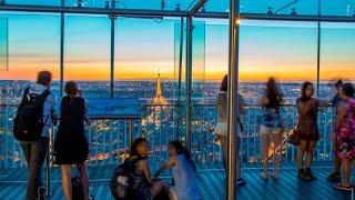 Observatoire Panoramique De La Tour Montparnasse - Paris