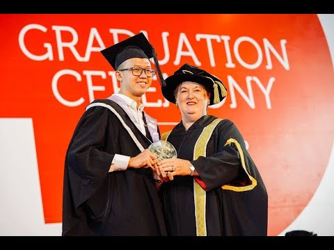 RMIT Vietnam Graduation Ceremony 2017 - Session 1 (SGS campus)