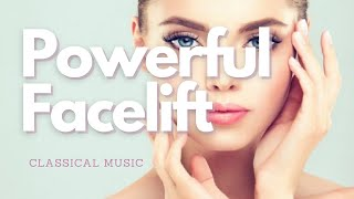 Powerful Facelift + Collagen Booster - Classical Music