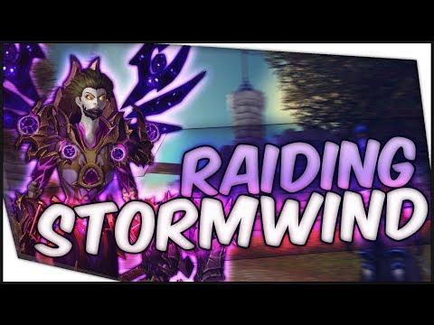 BFA Shadow Priest PvP - MINI STORMWIND RAID