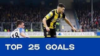 TOP 25 GOALS | Week 51