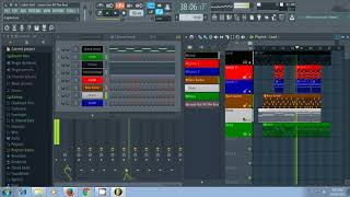 Linkin Park   Leave Out All The Rest Instrument remake   FL Studio Project Mp3