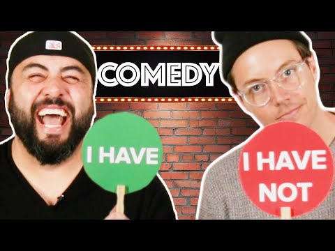 Never Have I Ever: Stand-Up Comedy