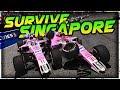 SURVIVE SINGAPORE - Extreme Damage Mod F1 2018 Game Challenge