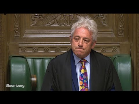 Bercow to Quit