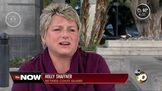 Coast Guard retiree concerned about shutdown