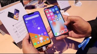 Asus Zenfone 5Z (2018) Hands on, Camera, Features | iPhone X clone with Notch Design at Half price