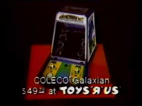 Toys R Us Mini Arcade Commercial