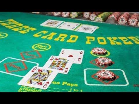 WINNING 600K+ ON *NEW* THREE CARD POKER ( GTA 5 ONLINE CASINO)